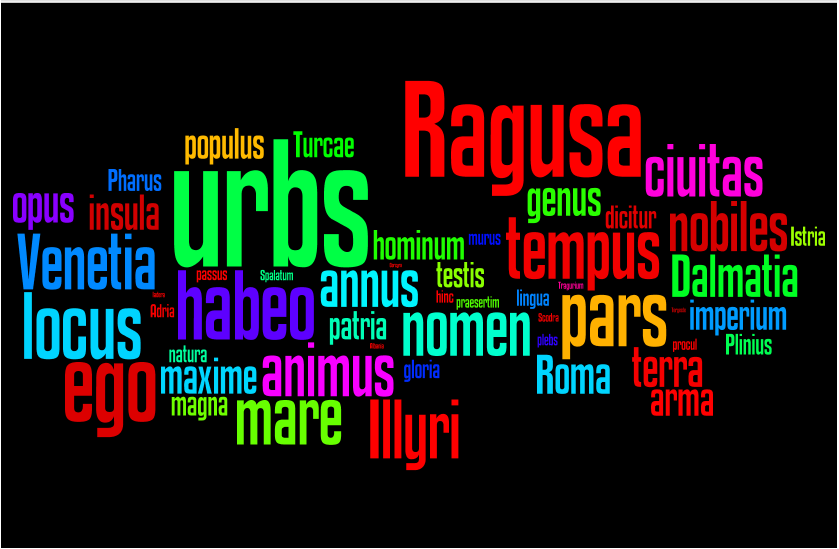 wordle laudationes