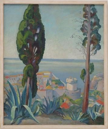 POGLED NA DUBROVNIK, 1928.