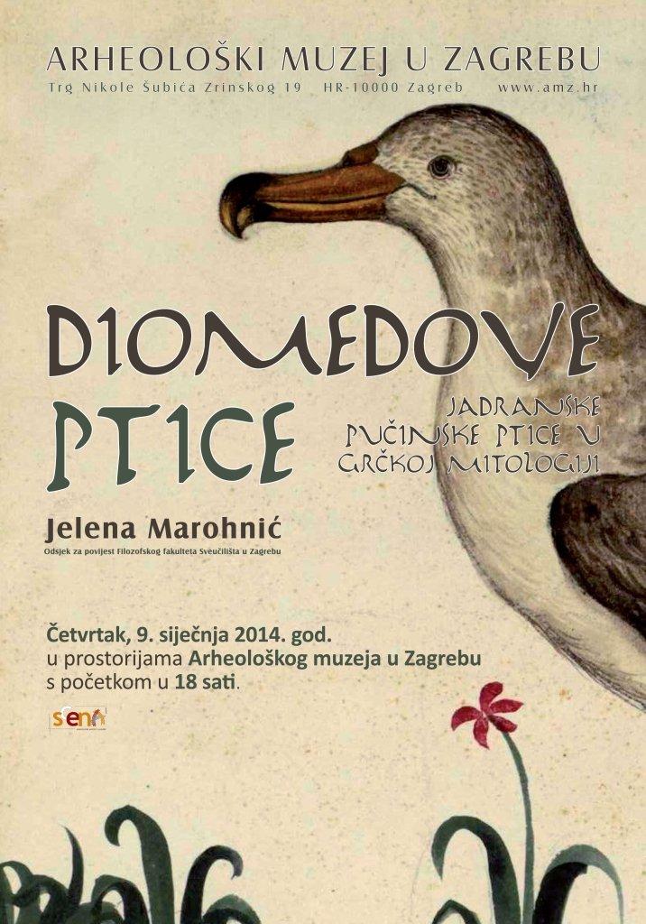 plakat_Scena AMZ_J_Marohnic_Diomedove ptice
