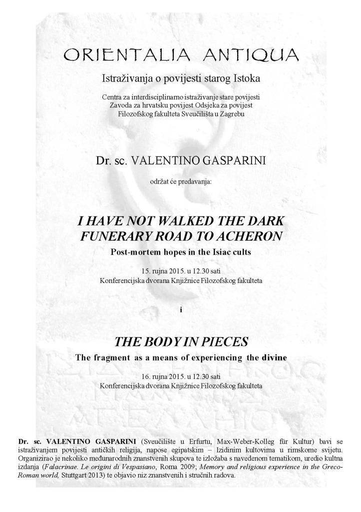 Valentino Gasparini